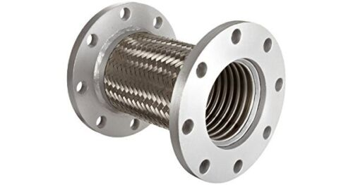 "FNW Stainless Steel Flange Flexible Connector FNW30FU Size 6"" x 11"""