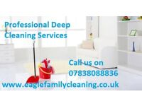 Guaranteed ( Deposit back ) End of Tenancy Deep Cleaning👍Cheap Carpet Cleaning, Contract Cleaning