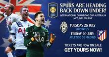 TOTTENHAM VS ATLETICO MADRID x 4 seats together Cardiff Lake Macquarie Area Preview