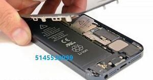réparer vitre brise remplacer écran tactile lcd bouton batterie