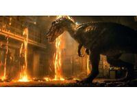 Jurassic World: Fallen Kingdom full movie | watch and download