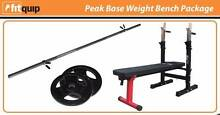 PEAK BASE WEIGHT BENCH PACKAGE $249 FREE DELIVERY* Brisbane City Brisbane North West Preview