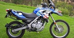 Wanted 2000-2007 BMW F650 gs or Dakar parts bike
