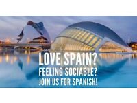 Lively Spanish conversation groups in Reigate and Redhill
