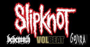 Slipknot w/ Volbeat Gojira & Behemoth Tickets - August 20