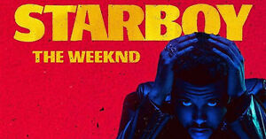THE WEEKND SOLD OUT CONCERT - 4 TICKETS