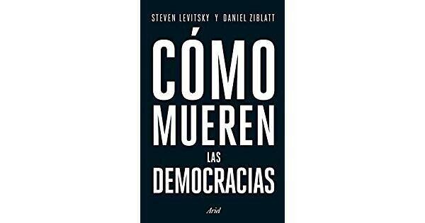 libro como mueren las democracias PDF ELECTRONIC