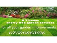 now taking bookings for all your garden needs