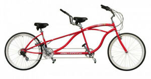 Bicycle built for two - tandem bike - quality bike