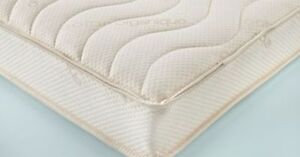 Crib Mattress- Simmons organic cotton 2-sided