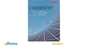 Chemistry Hardcover,  Textbook by Silberberg, Amateis.. 100$