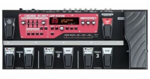 Boss Rc300 loop pedal