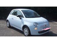 Fiat 500 1.2 Pop 3dr 2010 | Full year MOT | 53,560 Miles