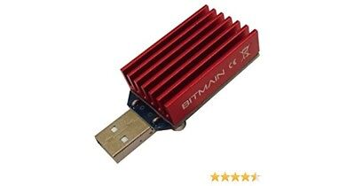 Bitmain Antminer U2 Bitcoin ASIC Miner USB 1.6/2.4 GH/s
