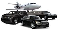 Professional Event and Airport Transportation Shuttle Service