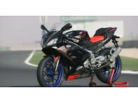 Aprilia rs 125 exhaust end can its like new