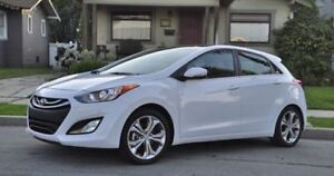 2014 Hyundai Elantra GT Hatchback - $202 a month tax included.