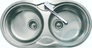 Kitchen Sink  RAX-620 Dominox by Franke Made in Italy