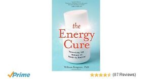 The Energy Cure Book & Hands-On Healing Audio Course