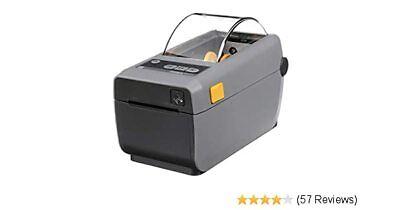 Zebra Zd410 Direct Thermal 2label Printer Usb 203dpi New Open Box