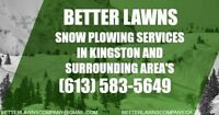 SNOWPLOWING CONTRACTS