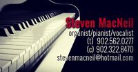 Pianist, Organist and Vocalist for Weddings and Funerals