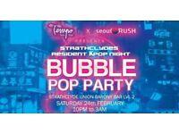 Tempo x Seoulrush Bubble Pop Party
