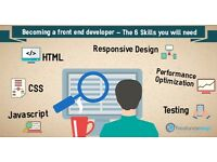 Front End Web Developer - Wordpress, Shopify, Opencart etc From £100.