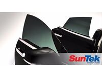 TOP QUALITY WINDOW TINTING - WE TINT 24/7 - SUNTEK FILM - INSTANT - CHEAP WITH QUALITY
