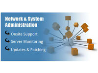 IT Support & PC Support (Remote/On-Site) Office Network Setup Computers Internet Wifi