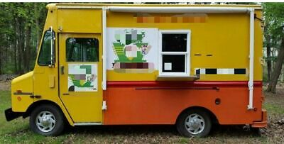 Used Grumman Olson Mobile Kitchen Food Truck For Sale In Pennsylvania
