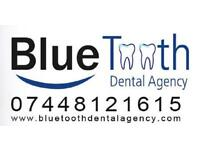 Locum Dental Nurses reqd in Ashford, Chatham, Dartford, Dover, Tunbridge Wells. Earn up to £15 p h