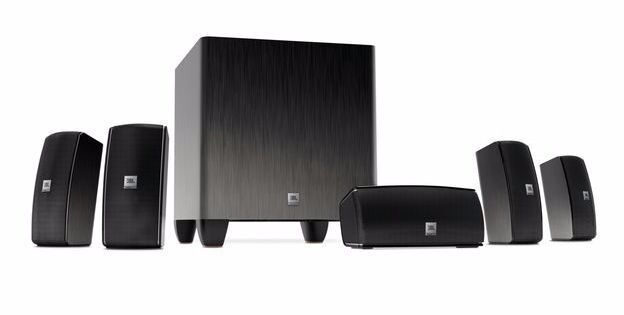 JBL Cinema 610 / 5.1 Speaker set