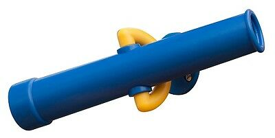 Playground TELESCOPE Swingset Accessory BLUE Plastic Backyard Playset Parts Toy