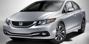Honda Civic ex  2015 a vendre