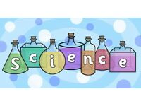 Science Tutor Wanted