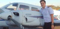 Get your Pilot License and Higher Paid Job,  Ongoing Enrollment