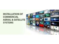 Aerial and satellite installs
