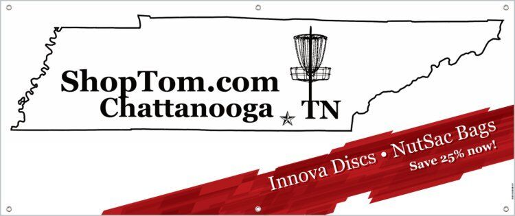 Innova disc golf Chattanooga