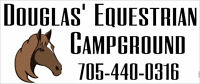 """INTRODUCING""  Douglas' Equestrian Campground"