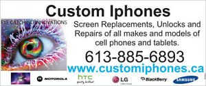 Quinte's Cell Phone & Tablet Repair Store - All makes & models!