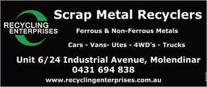 Buying Scrap Metal - Cash for Scrap Metal Molendinar Gold Coast City Preview