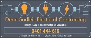 Dean Sadleir Electrical Contracting Botany Botany Bay Area Preview