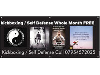 Thringstone Kickboxing / Self Defense Family Class Whole Month FREE
