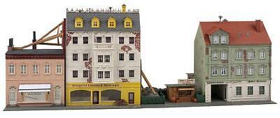 Faller 191748 H0 Kit Town Houses Line Breitestraße