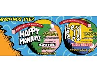Happy Mondays + The Levellers Live in Hastings Weekend Tickets
