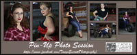Pin-Up Photo Session