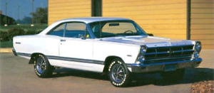 Looking for a 1967 Ford Fairlane