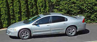 2004 Chrysler Intrepid silver/ grey Sedan
