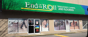 $50 Gift certificate for END OF THE ROLL